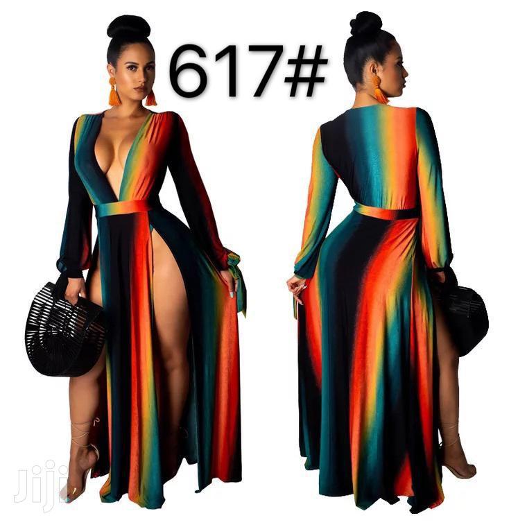 Archive: Classic Long Dress