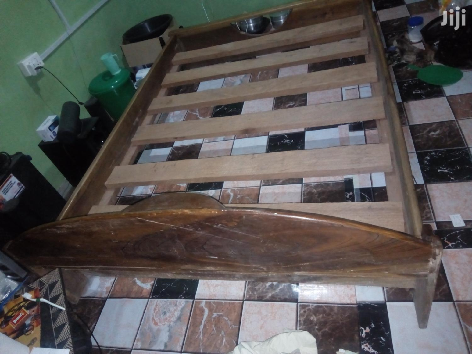 Double Bed | Furniture for sale in Ga South Municipal, Greater Accra, Ghana