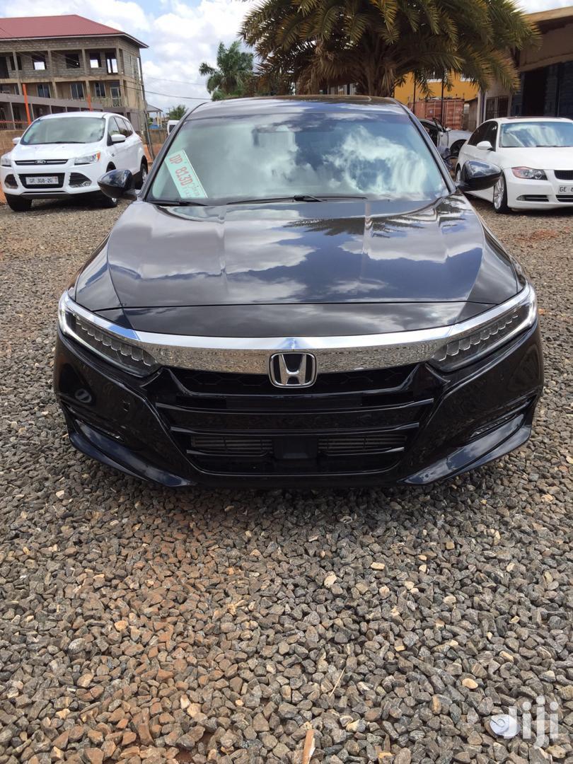 Honda Accord 2018 EX-L 2.0T Black