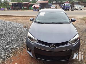 Toyota Corolla 2015 Gray