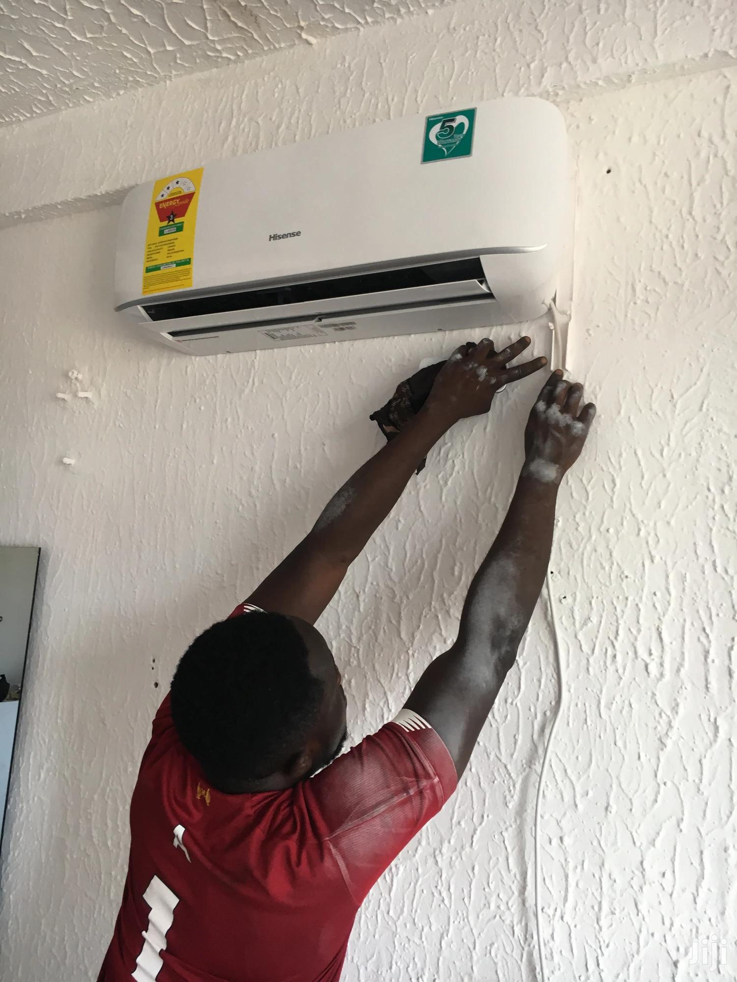 Aircondition Installer | Home Appliances for sale in Nima, Greater Accra, Ghana