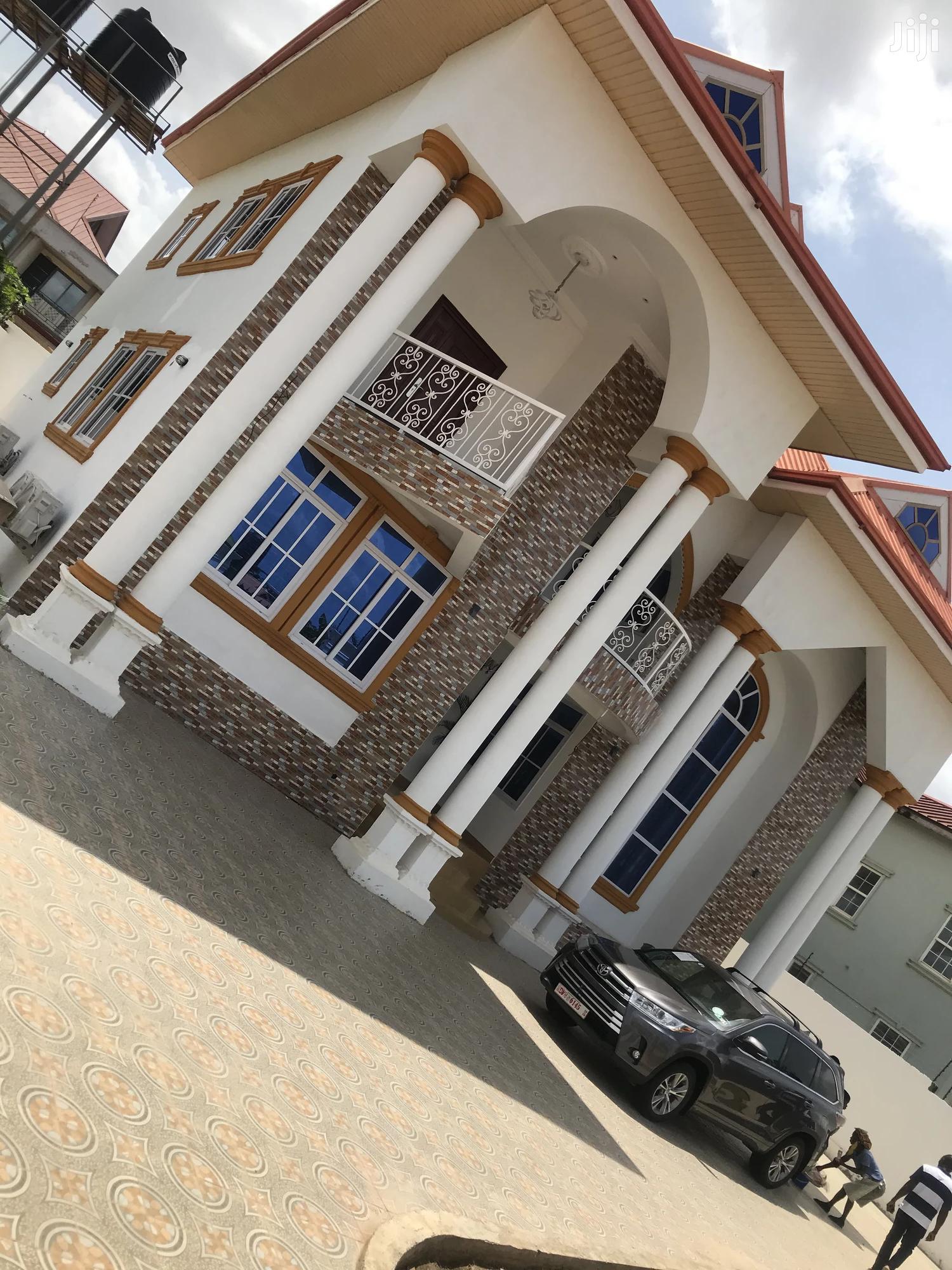 Beautiful House For Sale At Atasamanso, Kumasi.