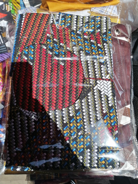 Archive: Men African Wear
