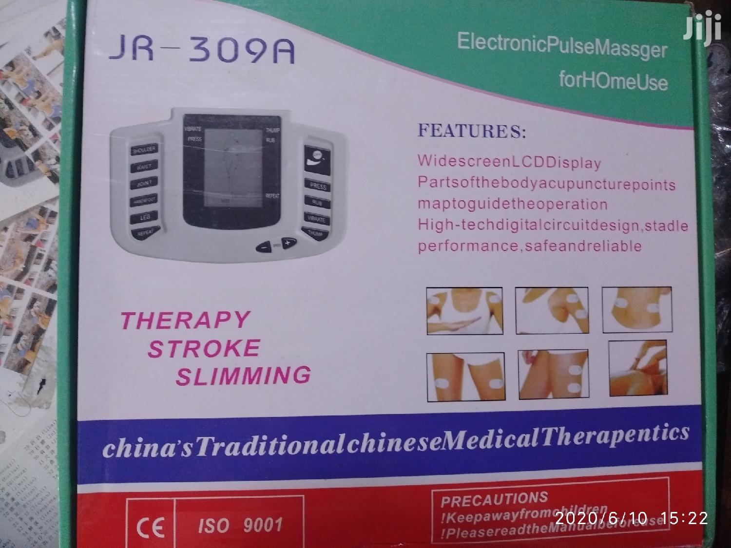 Archive: Electronic Pulse Massager