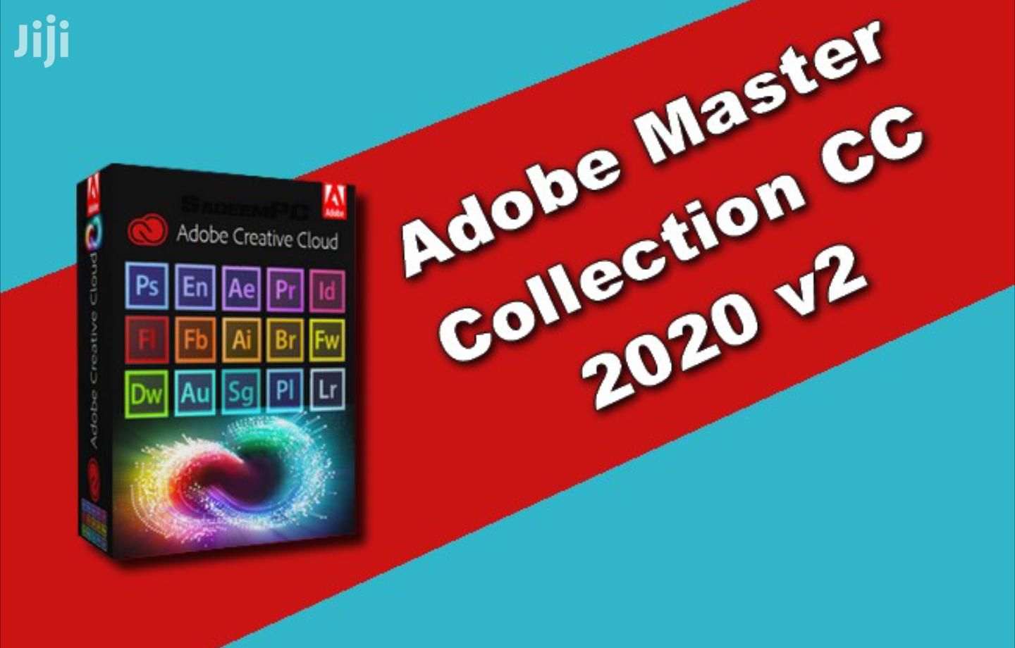 Latest Adobe Collection CC 2020