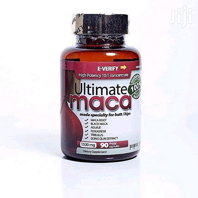 Ultimate Maca Pills