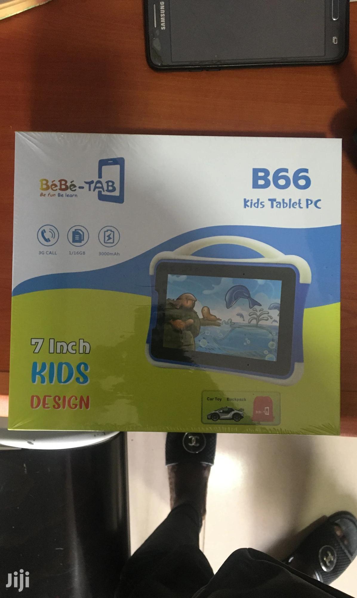 New Bebe-tab B66 16 GB Blue
