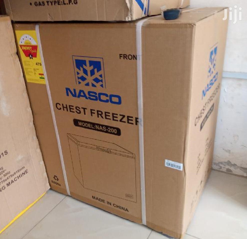 Nasco 142 LITERS Chest Freezer