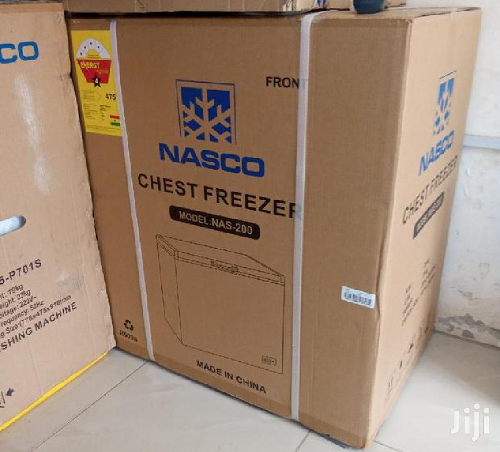 Nasco 142 Ltrs Chest Freezer