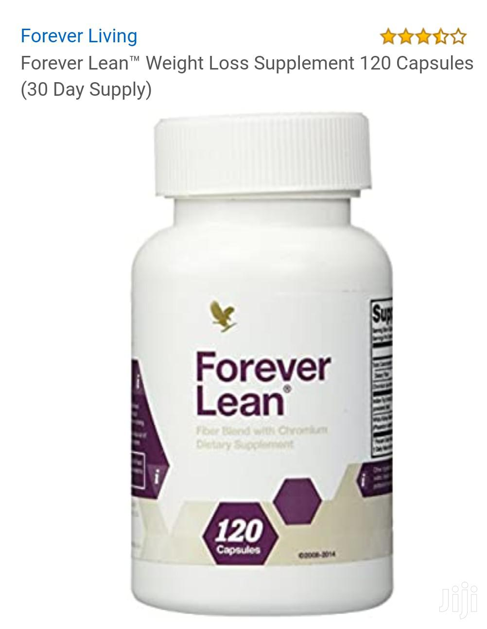 Forever Lean (Most Effective Weight Loss Supplement)