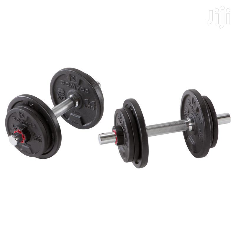 Dumbells 20kg Set | Sports Equipment for sale in Cantonments, Greater Accra, Ghana