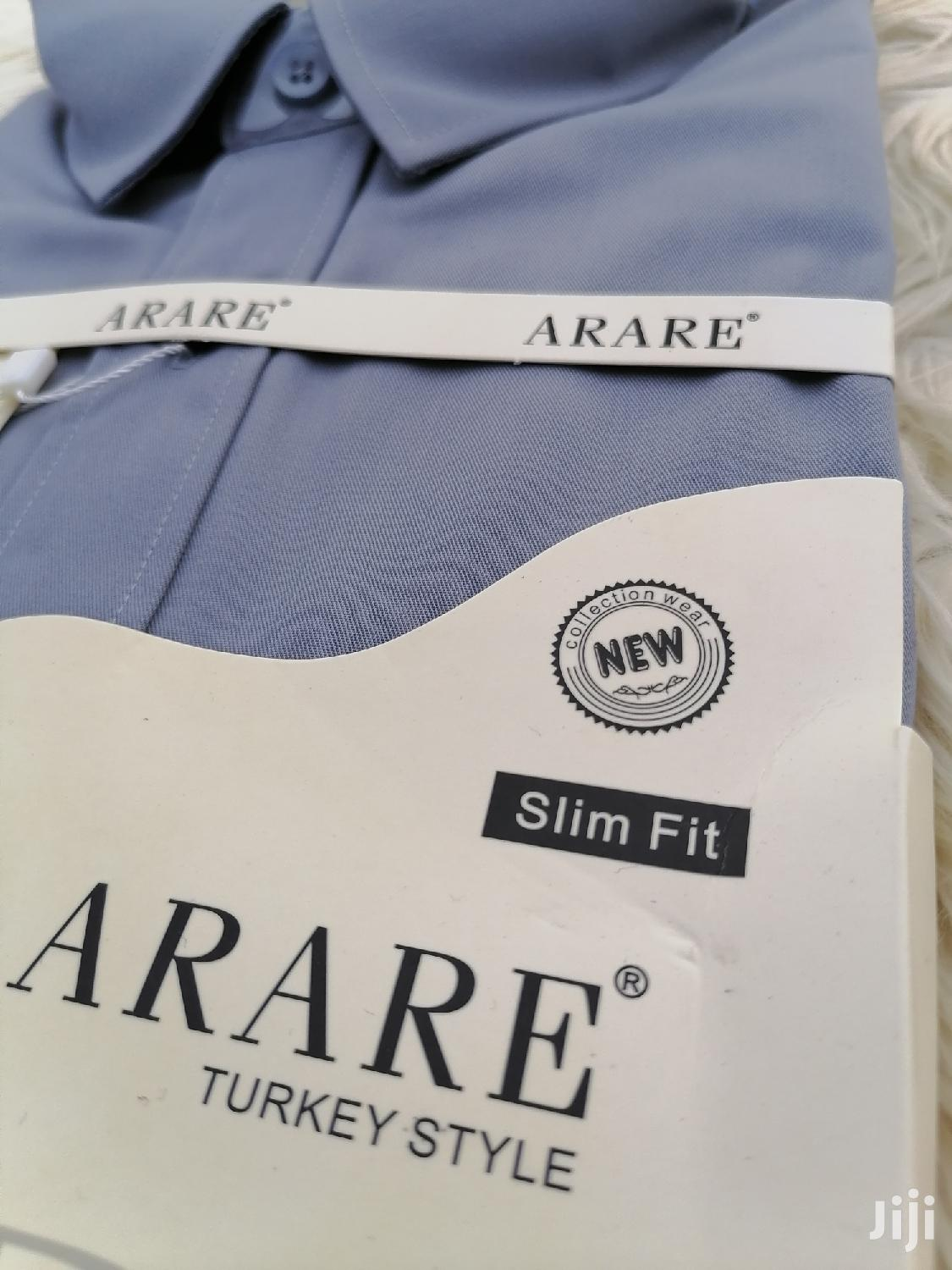 Arare Executive Long Sleeves Shirt For Men's | Clothing for sale in East Legon, Greater Accra, Ghana