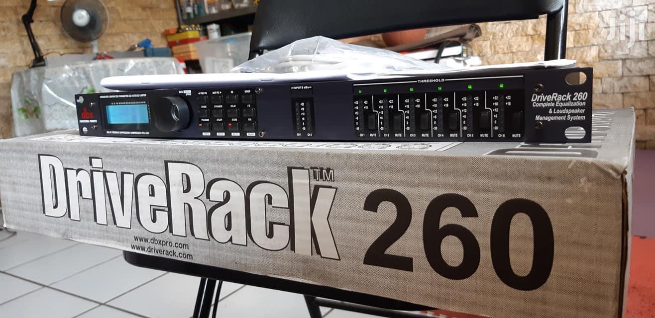 Drive Rack DBX 260