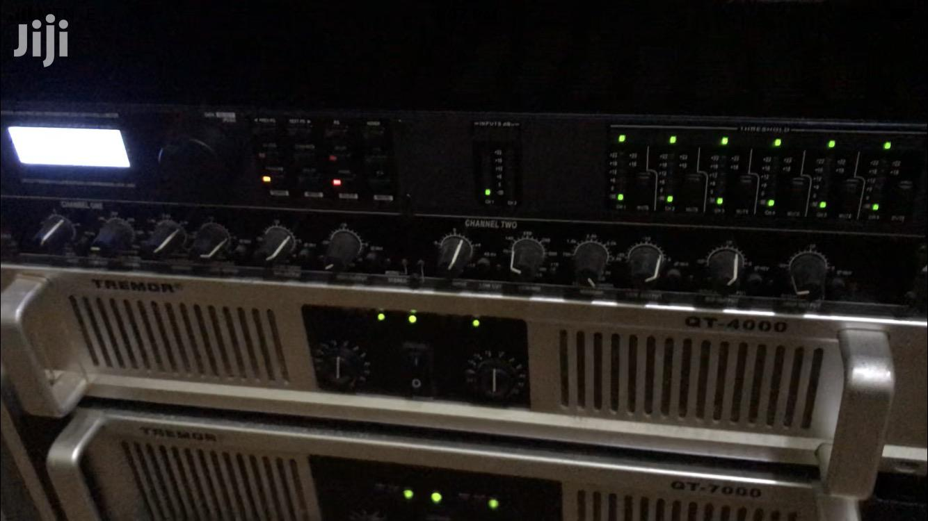 Drive Rack DBX 260 | Audio & Music Equipment for sale in Dansoman, Greater Accra, Ghana