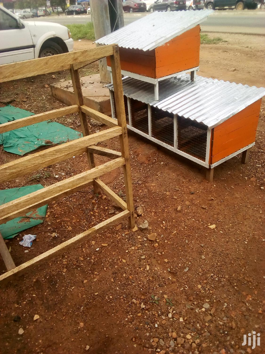 Rabbit Cage For Sale | Pet's Accessories for sale in Roman Ridge, Greater Accra, Ghana