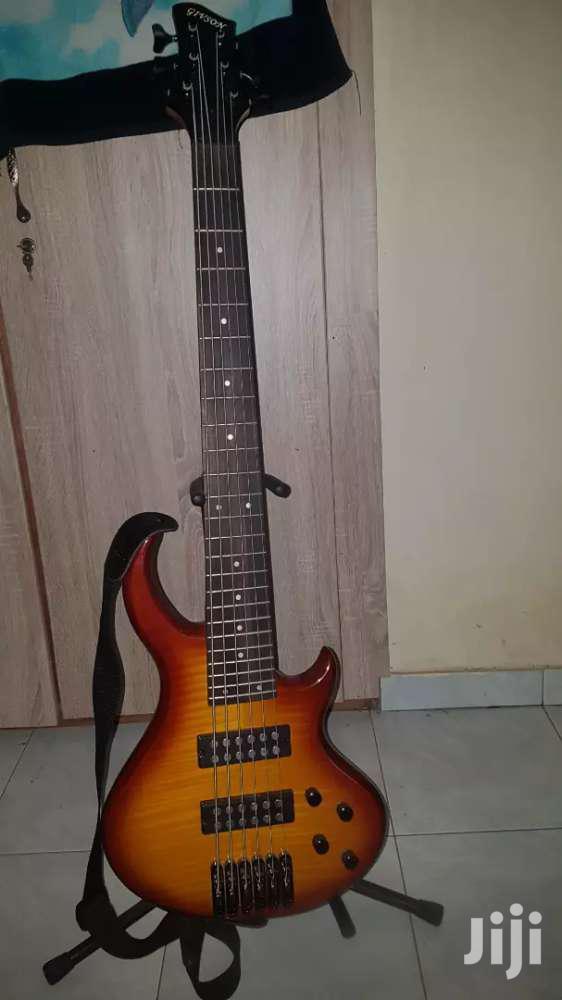 Gibson 6 Strings Bass Guitar.