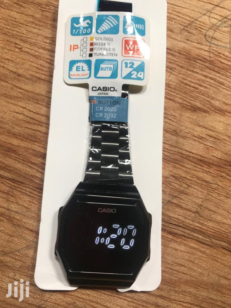 Original Casio Touch Watch