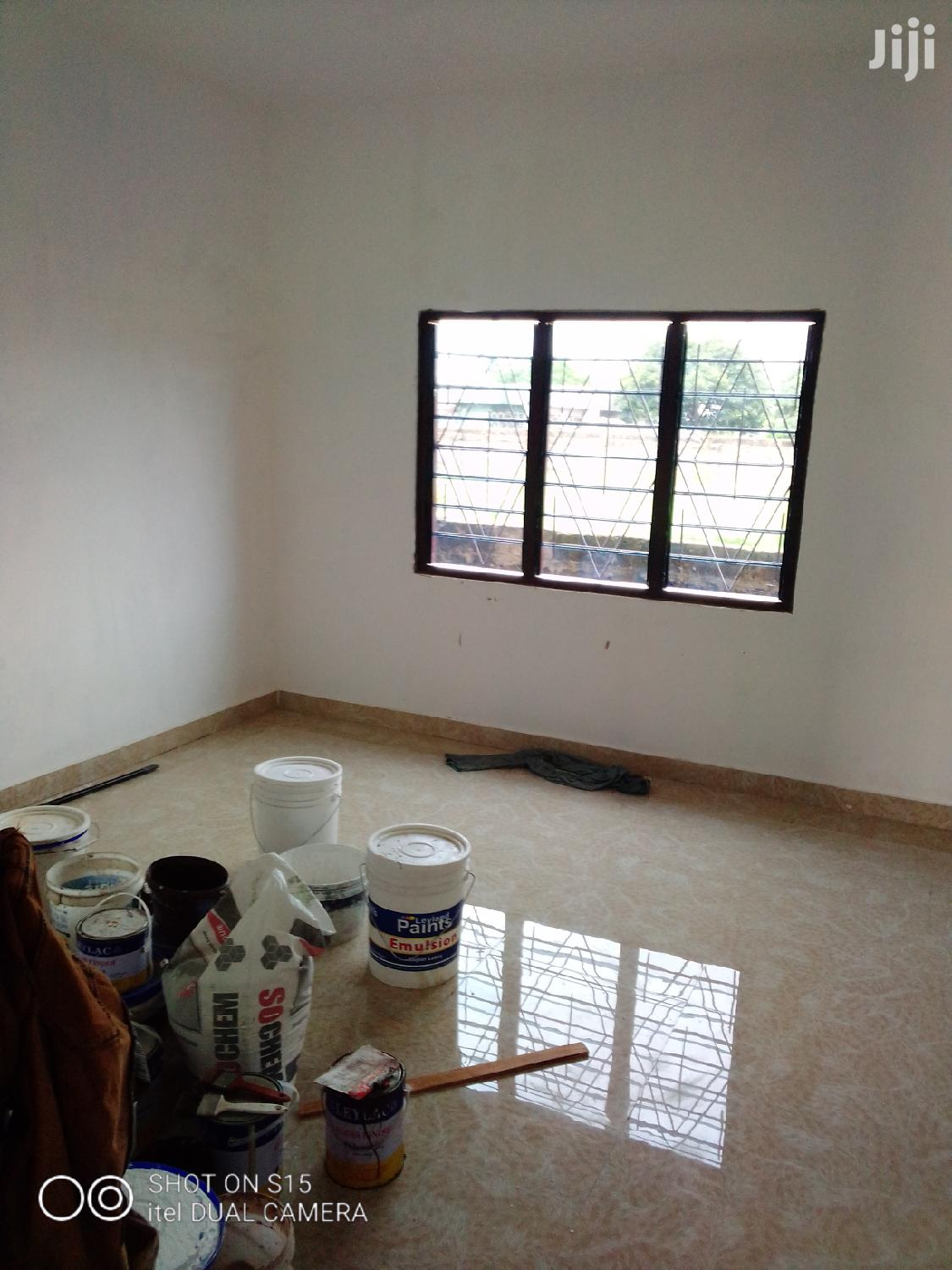 Newly Built Chamber and Hall Self Contain to Let at Teshie Tsui Bleoo | Houses & Apartments For Rent for sale in Teshie new Town, Greater Accra, Ghana