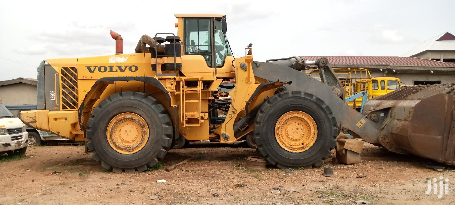 Heavy Wheel Loader Volvo 350F For Sale | Heavy Equipment for sale in Kumasi Metropolitan, Ashanti, Ghana