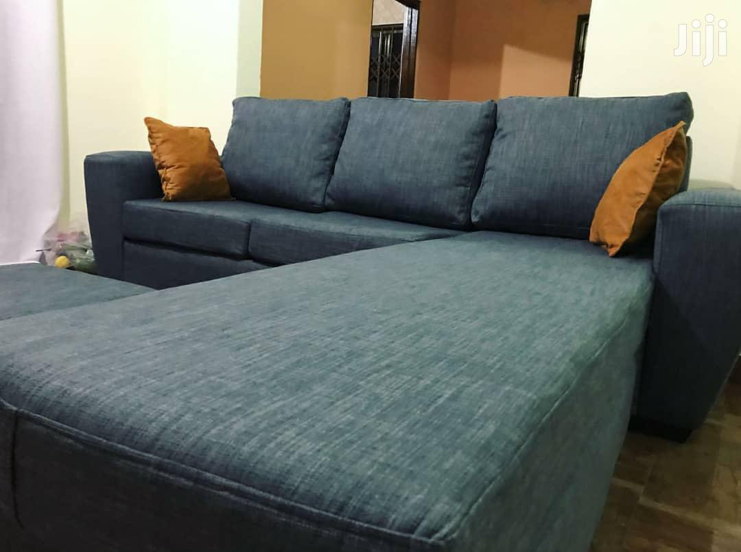 FREE DELIVERY L Shaped Sofa Living Room Chair | Furniture for sale in Ga West Municipal, Greater Accra, Ghana