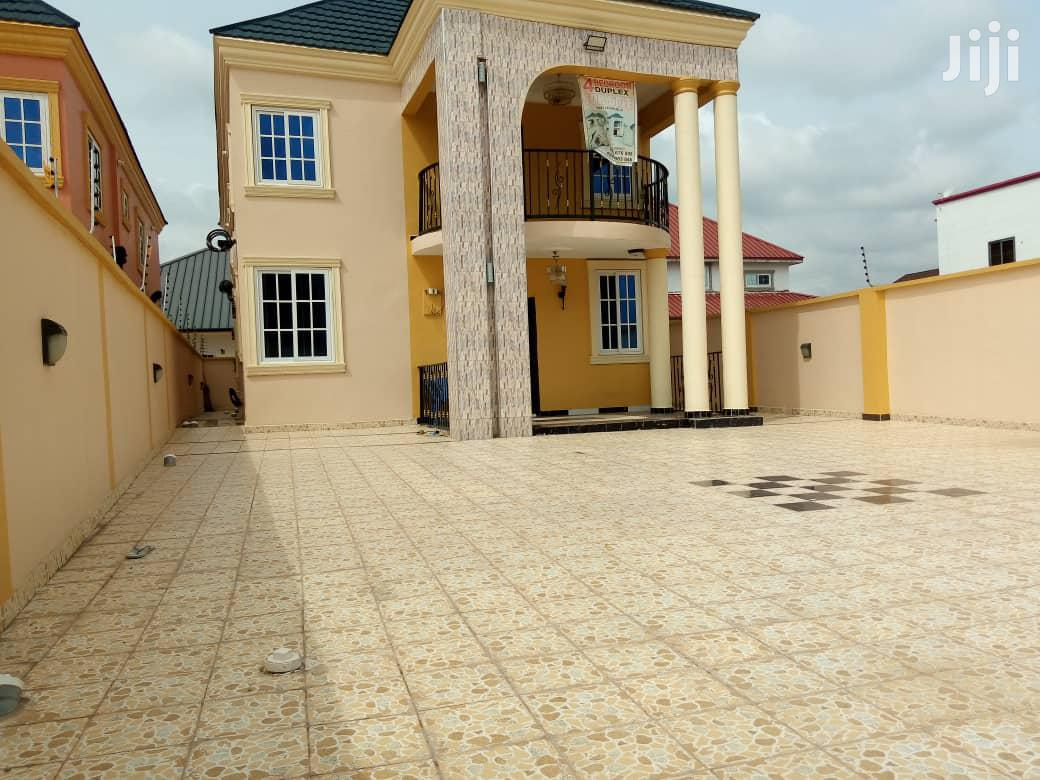 Newly Built 4 Bedroom House For Rent At East Legon Hills