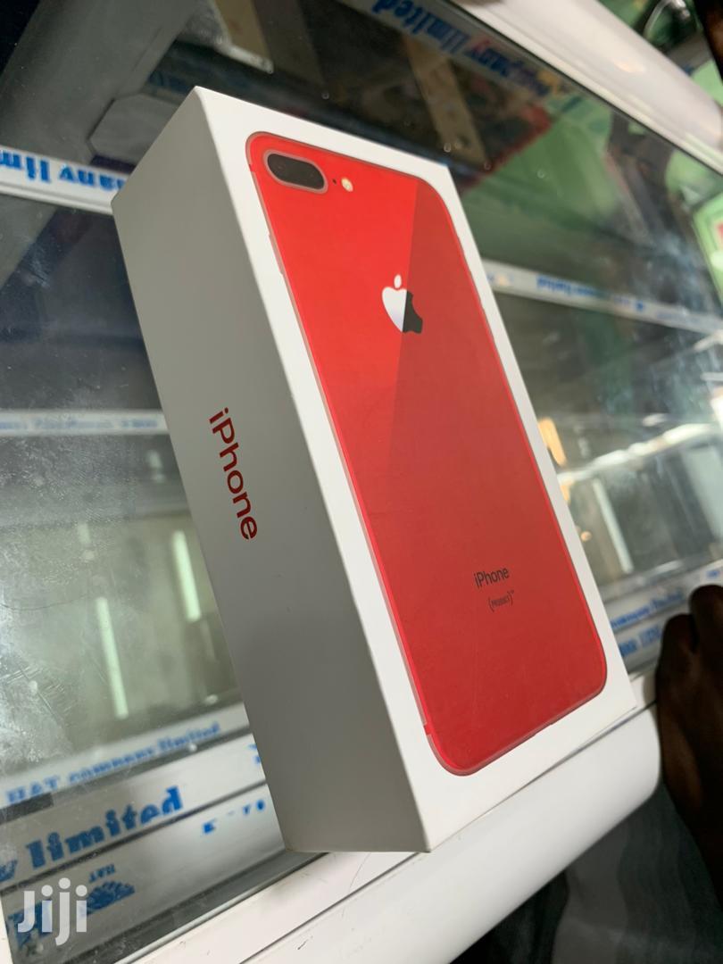 New Apple iPhone 7 Plus 256 GB Red