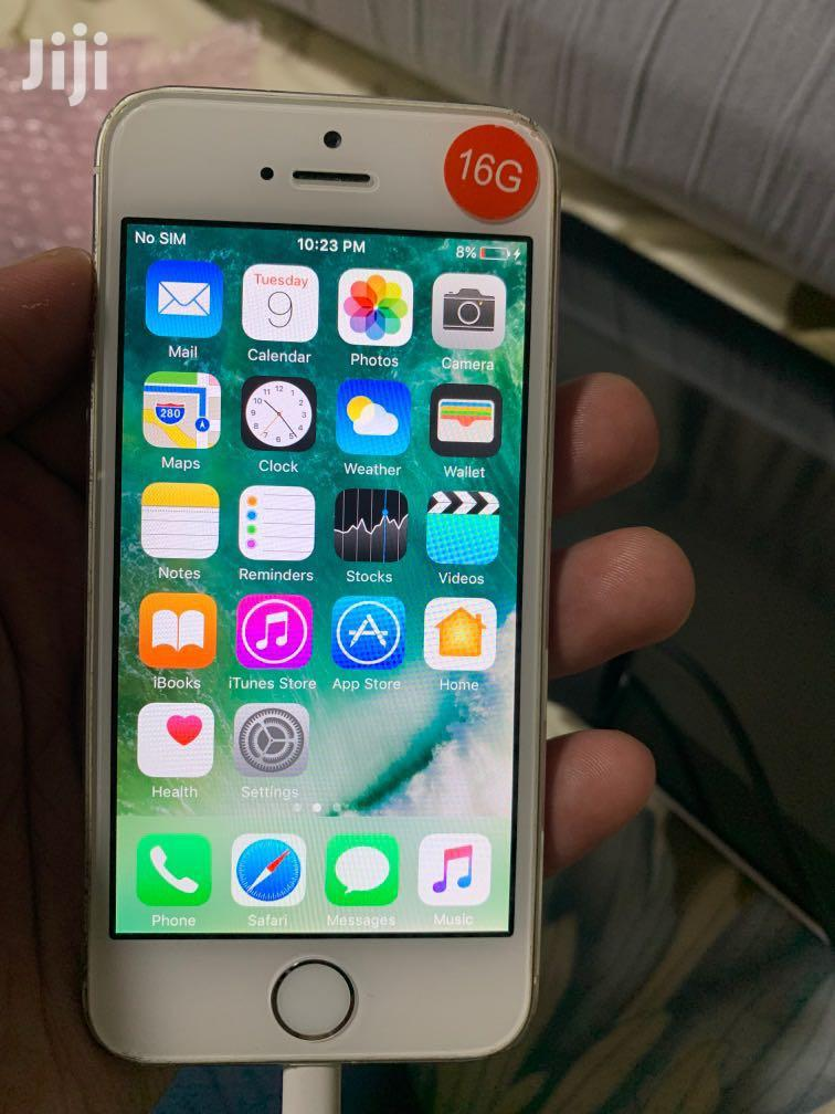 Apple iPhone 5s 16 GB White | Mobile Phones for sale in Accra Metropolitan, Greater Accra, Ghana