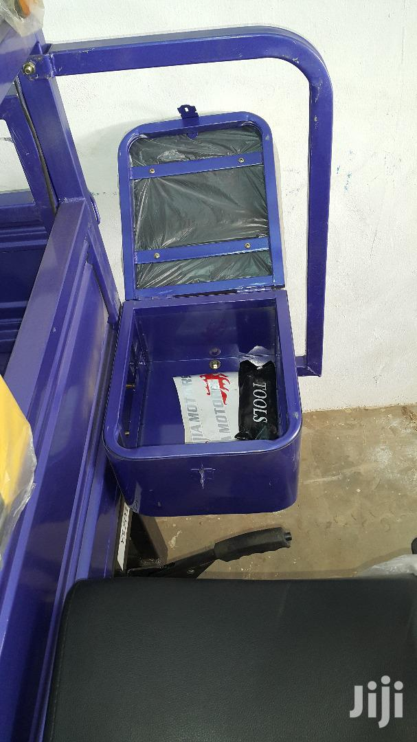 New Luojia Cargo Tricycle 2020 Blue | Motorcycles & Scooters for sale in Kwashieman, Greater Accra, Ghana