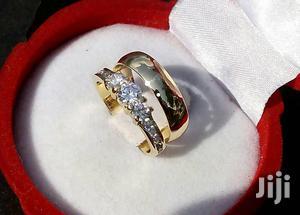 18k Gold Ring 3 Set Lifetime