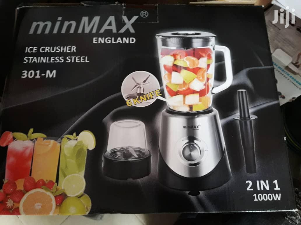 Archive: Minmax Glass Blender