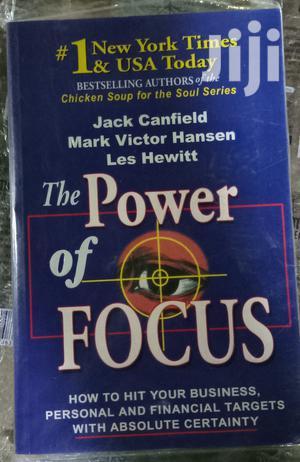 The Power Of Focus | Books & Games for sale in Greater Accra, Airport Residential Area