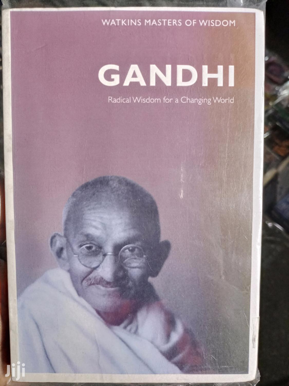 Ghandi (Wisdom)