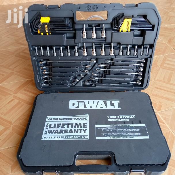173pcs Dewalt Mechanic Tools Set | Hand Tools for sale in Ga East Municipal, Greater Accra, Ghana