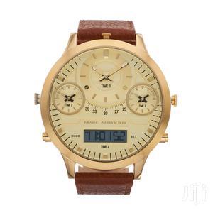 Marc Anthony Men's Analog-digital Watch