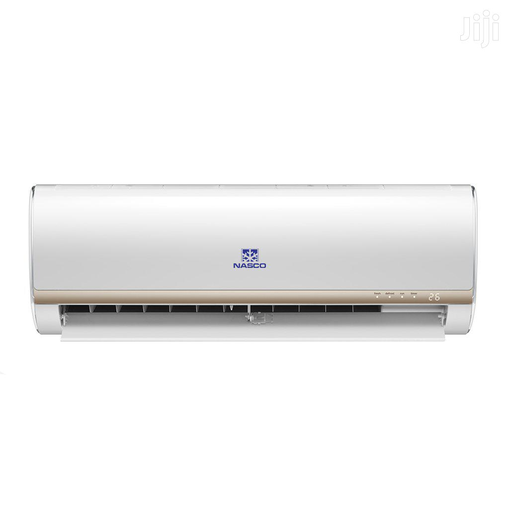 Powerful Nasco 1.5hp Air Conditioner Split- >R22 Gas