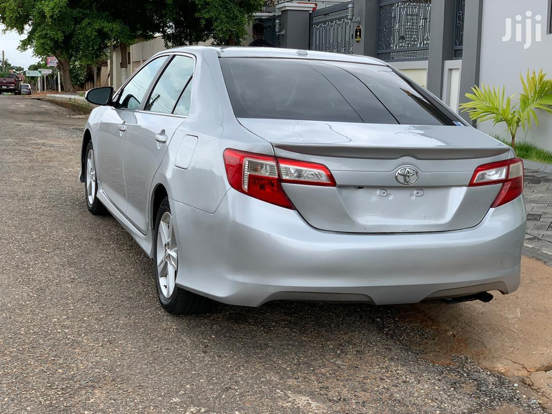 Toyota Camry 2013 Silver