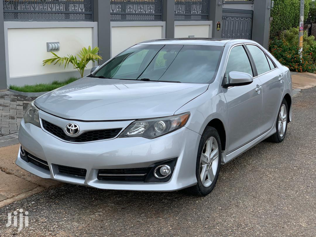 Toyota Camry 2013 Silver | Cars for sale in East Legon, Greater Accra, Ghana