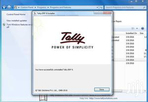 Tally 9 (Single User)   Software for sale in Greater Accra, Agbogbloshie