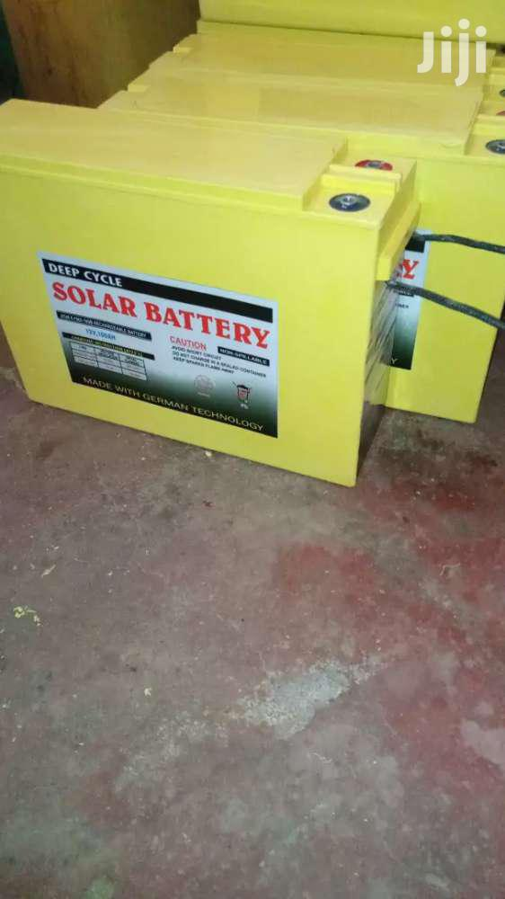 Inverter/ Solar Batteries