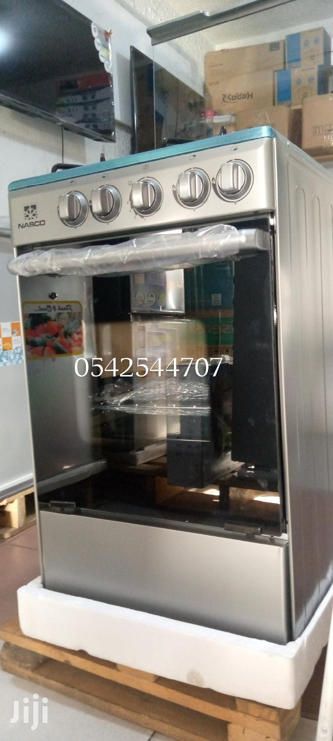 Stainless Gas Cooker Oven