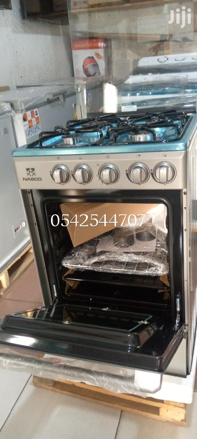 Stainless Gas Cooker Oven | Kitchen Appliances for sale in South Kaneshie, Greater Accra, Ghana