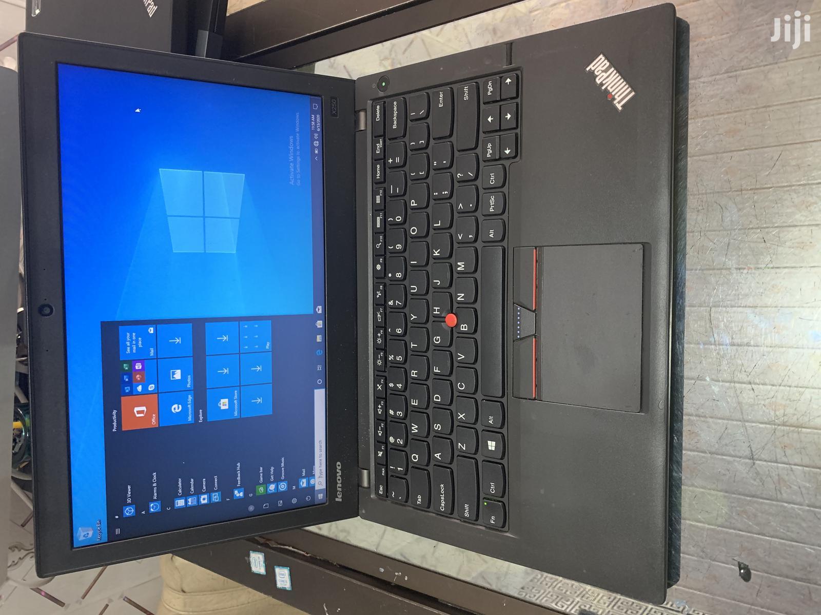 Laptop Lenovo ThinkPad X250 8GB Intel Core I5 HDD 500GB