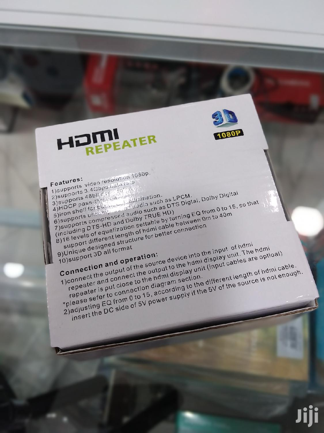 Hdmi Repeater or Boster With Power | Computer Accessories  for sale in Dzorwulu, Greater Accra, Ghana