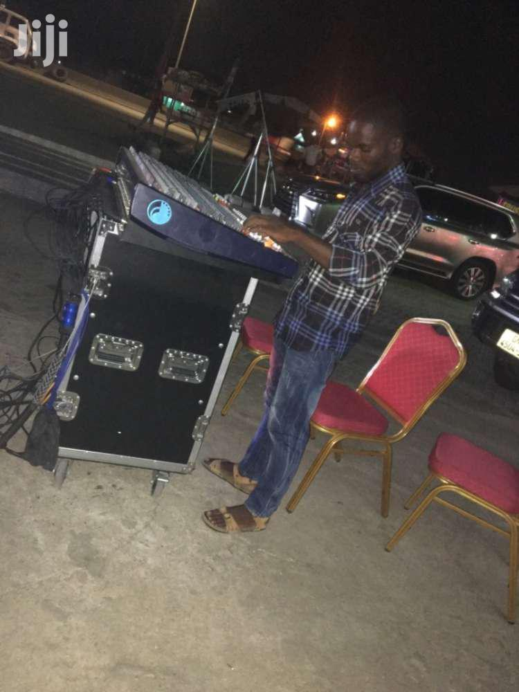 I Am A Dj And Live Sound Engineer Looking For A Job   Accounting & Finance CVs for sale in Ga South Municipal, Greater Accra, Ghana