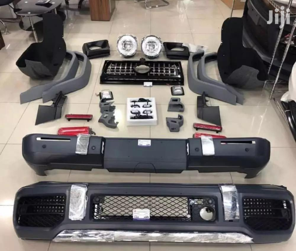 Mercedes Benz G Class Wagon Body Kits G500 G55 To G63 | Vehicle Parts & Accessories for sale in Abossey Okai, Greater Accra, Ghana