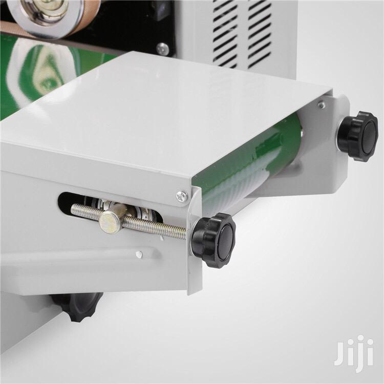 Automatic Bag Sealing Machine Band Sealer Horizontal | Manufacturing Equipment for sale in Dansoman, Greater Accra, Ghana