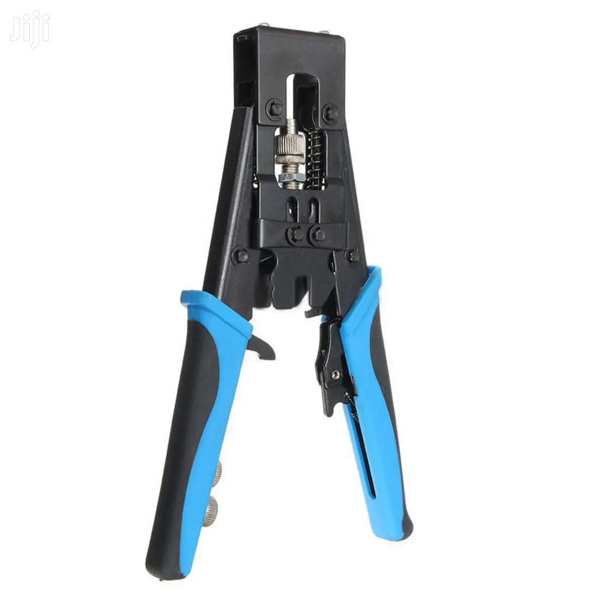 Bnc Crimping Tool RG59/RG58/RG6 BNC/RCA/F   Hand Tools for sale in Dzorwulu, Greater Accra, Ghana
