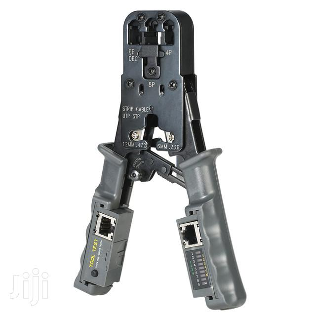 2 In 1 Crimping Tool With Tester   Hand Tools for sale in Dzorwulu, Greater Accra, Ghana