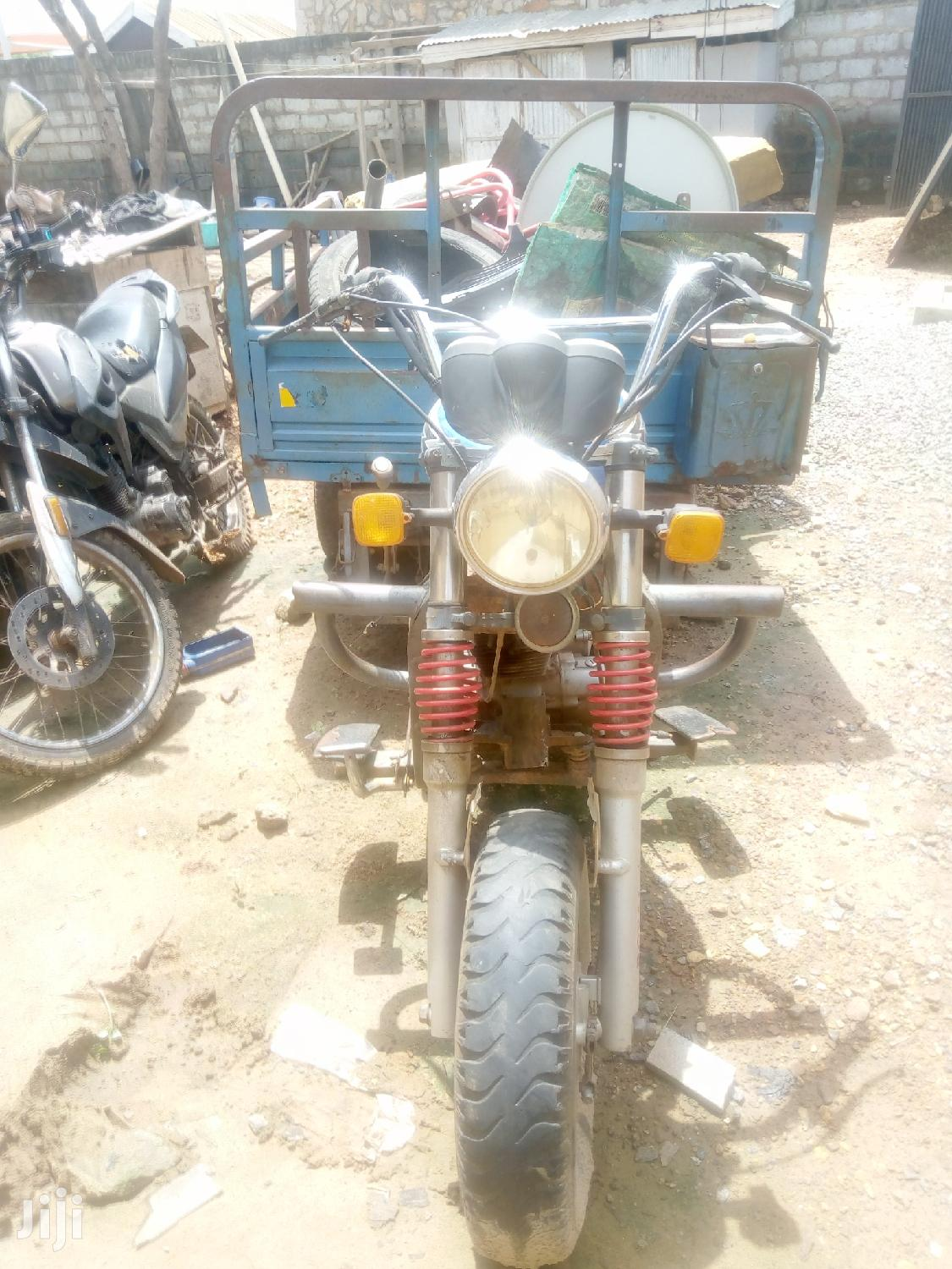 Tricycle 2017 Blue   Motorcycles & Scooters for sale in Tema Metropolitan, Greater Accra, Ghana