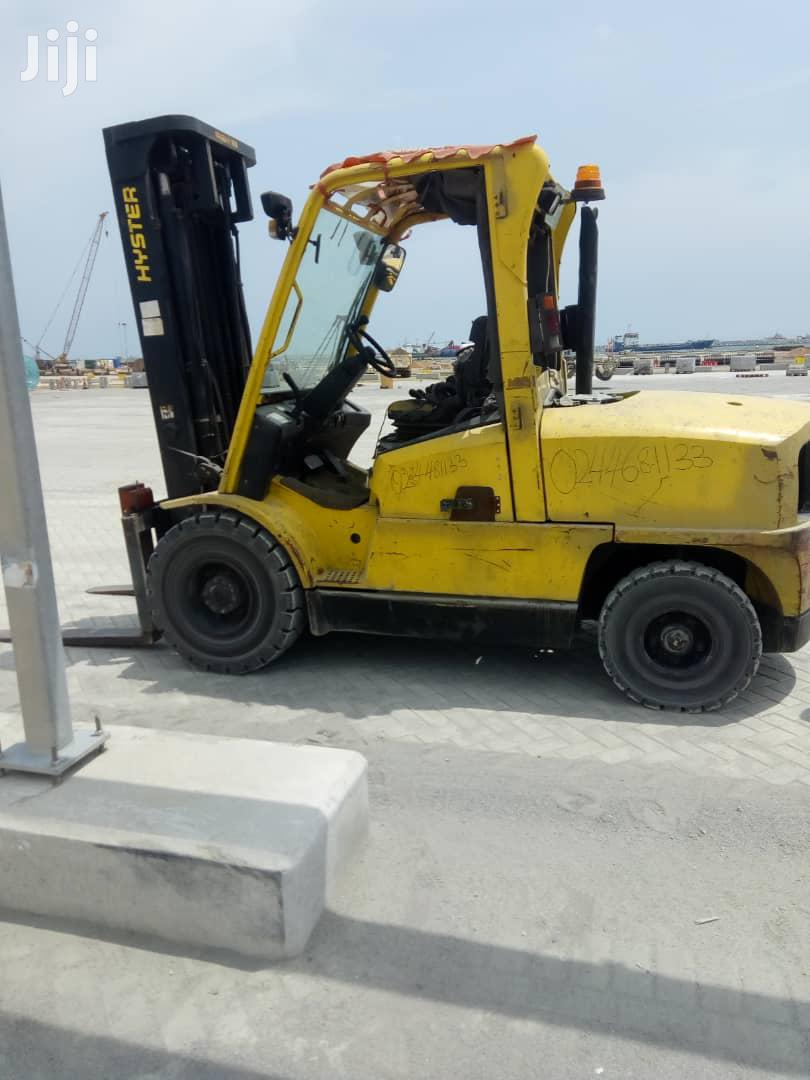 Forklift Hiring And Repair Services